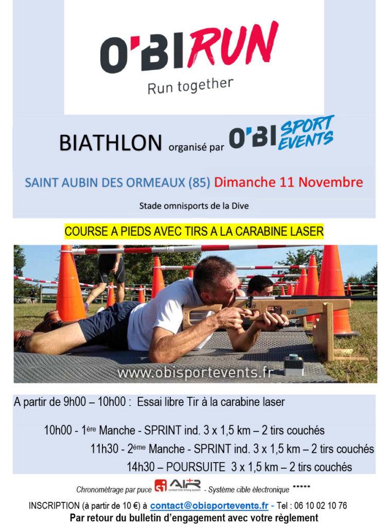 Biathlon du 11 novembre 2018